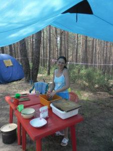 Палаточный лагерь Пилигрим