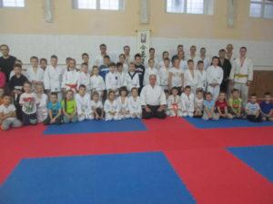 Мастер-класс по айкидо для детей и взрослых в г.Минске