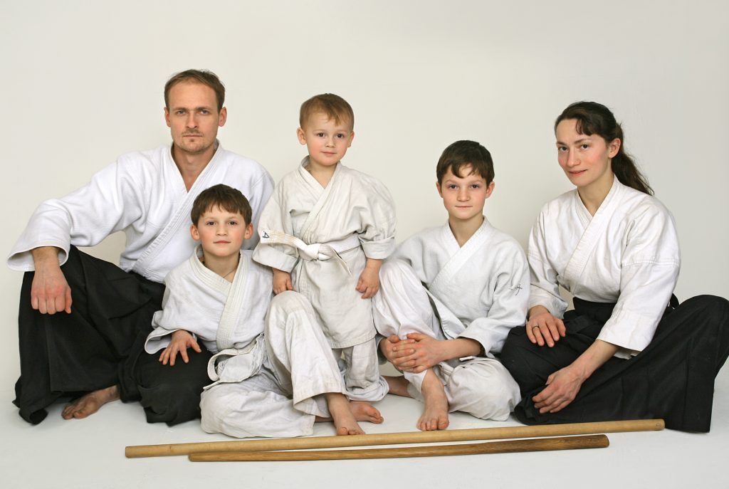 Семейное айкидо